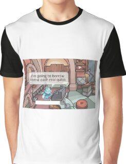 club penguin thief Graphic T-Shirt
