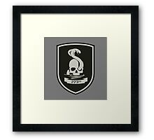 223rd Infantry Regiment Framed Print