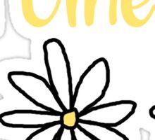 Daisies Sticker