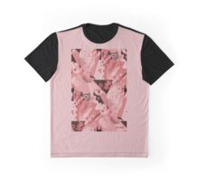 MAUVE MELANGE Graphic T-Shirt