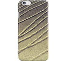 Relief - Gold iPhone Case/Skin