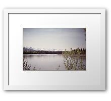 Alaska, 2014 Framed Print