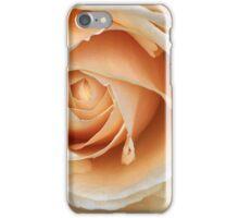 Peach Rose iPhone Case/Skin