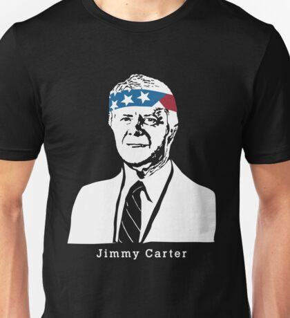 President Jimmy Carter American Patriot Vintage Unisex T-Shirt