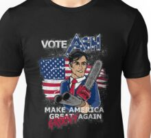 vote ash  Unisex T-Shirt