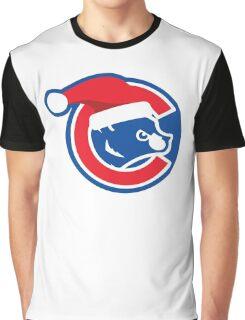 Santa Cubs Graphic T-Shirt