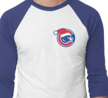 Santa Cubs Men's Baseball ¾ T-Shirt
