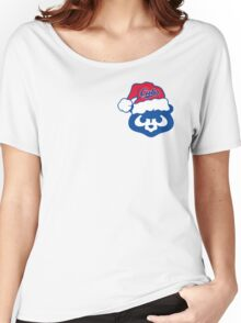 Christmas Cubs Women's Relaxed Fit T-Shirt