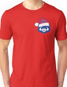 Christmas Cubs Unisex T-Shirt