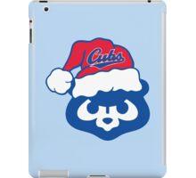 Christmas Cubs iPad Case/Skin