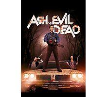 ash team vs evil dead  Photographic Print