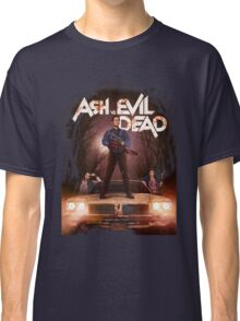 ash team vs evil dead  Classic T-Shirt