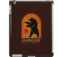 NCR Ranger iPad Case/Skin