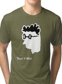 Toro y moi  Tri-blend T-Shirt