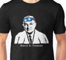 President Harry S Truman American Patriot Vintage Unisex T-Shirt