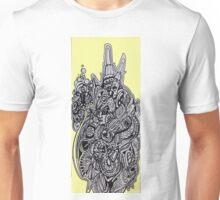 Sci-fi Visitor 5  Unisex T-Shirt