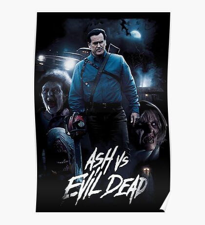 no fear with evil  Poster