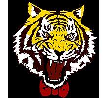 yuri tiger high resolution vector Photographic Print