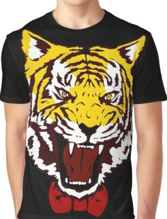 yuri tiger high resolution vector Graphic T-Shirt