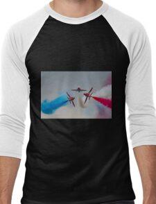 Timing, Precision, Brilliance Men's Baseball ¾ T-Shirt