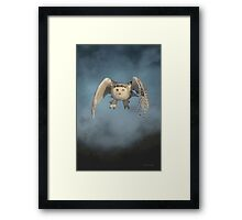 From the mist cometh mystery Framed Print