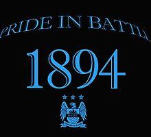 Pride in battle by waylander99uk