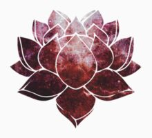 Pink Lotus Flower T-Shirt