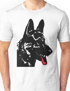 BEWARE DOG Unisex T-Shirt