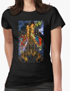 The Tower Womens Fitted T-Shirt