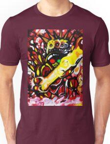 DESTROYER MECHA ANDROID FANTASY ROBOT Unisex T-Shirt