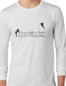 Tinker Bell Pixie Dust Long Sleeve T-Shirt