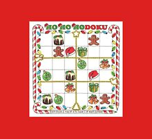 Hohohodoku Christmas puzzle Unisex T-Shirt