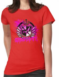 DanganRonpa - Graduate of Hope's Peak Womens Fitted T-Shirt