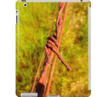 Fence Wire ver2 iPad Case/Skin
