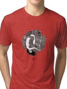 Mein Liebling Tri-blend T-Shirt
