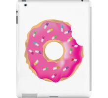 Pink Molly Donut iPad Case/Skin