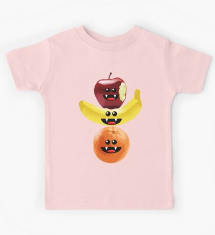 FIERCE FRUIT  2 Kids Tee
