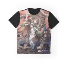 Metal Machine Graphic T-Shirt