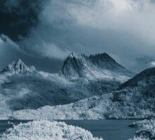 Cradle Mountain infrared Sticker