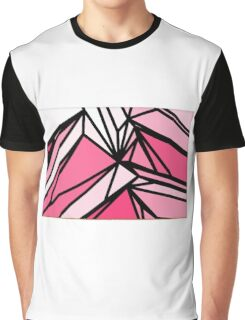 PINK VADER  Graphic T-Shirt