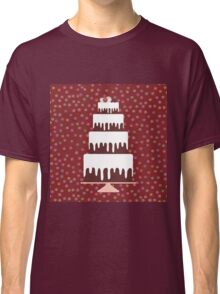 Chocolate Cake Classic T-Shirt