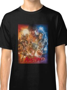 Kung Fury Fiction Film  Classic T-Shirt