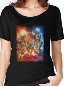 Kung Fury Fiction Film  Women's Relaxed Fit T-Shirt