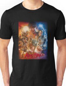 Kung Fury Fiction Film  Unisex T-Shirt