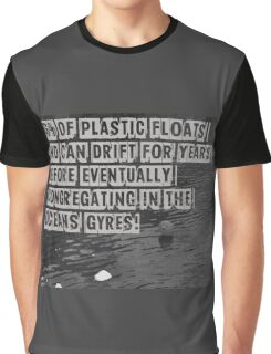 Plastic Floats Graphic T-Shirt