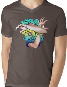 Wallflower (Social Disease Original) Mens V-Neck T-Shirt