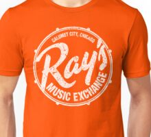 Ray's Music Exchange - White Unisex T-Shirt
