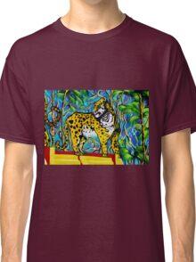 Aztec  Art Jaguare 2 Classic T-Shirt