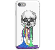 twenty one pilots skeleton goop  iPhone Case/Skin