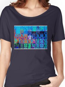 """Government Gardens"" - Kia ora Women's Relaxed Fit T-Shirt"